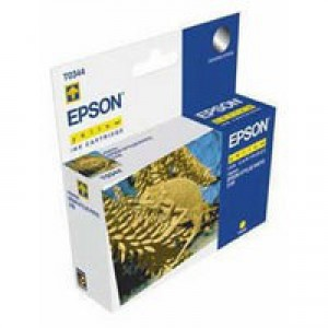 Epson Stylus Photo 2100 Inkjet Cartridge Yellow 17ml C13T034440