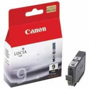 Canon PGI-9PBK Inkjet Cartridge Page Life 3325pp Photo Black Ref 1034B001
