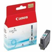 Canon PGI-9PC Inkjet Cartridge Page Life 720pp Photo Cyan Ref 1038B001
