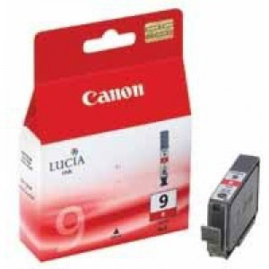 Canon PGI-9R Inkjet Cartridge Page Life 1335pp Red Ref 1040B001