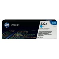Image for Hewlett Packard [HP] No. 822A Laser Toner Cartridge Page Life 25000pp Cyan Ref C8551A