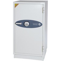Image for Phoenix Fire Commander Safe for Paper 2hrs Media 1hr Electronic Lock 228kg W655xD560xH1250 Ref FS1901E