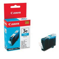 Canon BCI-3EC Inkjet Cartridge Page Life 340pp Cyan Ref 4480A002