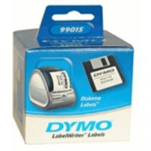 Dymo Labelwriter Labels 3.5 inch Diskette 54x70mm Ref 99015 S0722440 [Pack 320]