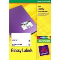 Avery Addressing Labels Colour Laser 8 per Sheet 99.1x67.7mm Ref L7765-40 [320 Labels]