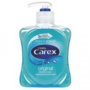 Carex Liquid Soap Hand Wash 250ml 83463