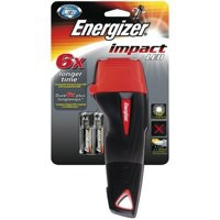 Energizer Impact LED Torch Weatherproof 16hr 11 Lumens 2AAA Ref