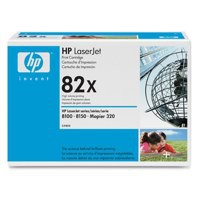 Hewlett Packard [HP] No. 82X Laser Toner Cartridge Page Life 20000pp Black Ref C4182X