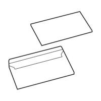 Image for 5 Star Value Envelope Press Seal Wallet 80gsm DL White [Pack 1000]