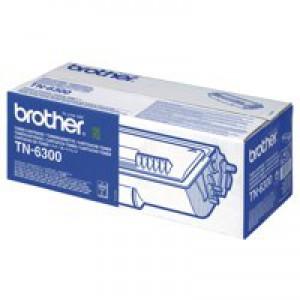 Brother Laser Toner Cartridge Black Code TN6300