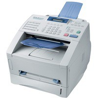 Image for Brother Laser Fax 8360P 33.6Kbps Multifunctional Photocopies 11 ppm Capacity 250 Sheets Ref FAX 8360P