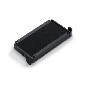 Trodat S4912 Refill Ink Cartridge Pad for Custom Stamp Black Ref T6/4912-BK-2PK [Pack 2]