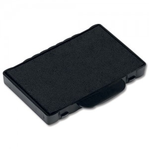 Trodat 6/56 Replacement Ink Pad For Professional 5204 Black Code 78255