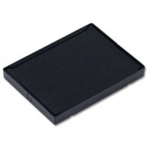 Trodat VC/4927 Refill Ink Cartridge Pad for Custom Stamp Black Ref T/64927-BK-2PK [Pack 2]
