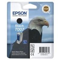 Epson T007 Inkjet Cartridge Intellidge Eagle Page Life 540pp Black Ref C13T00740110