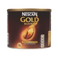 Nescafe Gold Blend Instant Coffee Tin 500g Code A00935