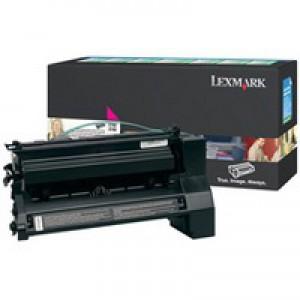 Lexmark C782X1MG Magenta Toner Extra HY