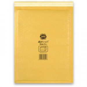 Jiffy Airkraft Size 4 Gold Internal 240x320mm External 270x335mm