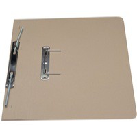 Guildhall Transfer Spring Files 315gsm Capacity 38mm Foolscap Buff Ref 348-BUFZ [Pack 50]