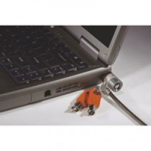 Kensington Microsaver Notebook Lock Security Cable 1.8m Ref 64020