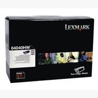Lexmark Black 64040HW Toner Cartridge