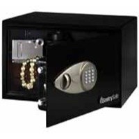 Sentry X055 Security Safe Electronic Lock 4mm Door 2mm Walls 16.4 Litre 9.5kg W350xD270xH220mm Ref X055