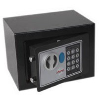 Phoenix Compact Safe Home or Office Electronic Lock 4L Capacity 5kg W230xD170xH170mm Ref SS0721E