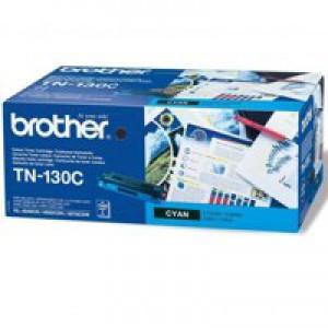 Brother Laser Toner Cartridge Cyan Code TN130C