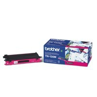 Brother Laser Toner Cartridge Page Life 1500pp Magenta Ref TN130M