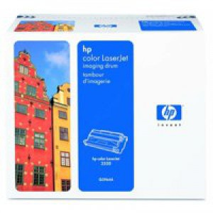 Hewlett Packard [HP] No. 122A Laser Drum Unit Page Life 20000pp Black/5000pp Colour Ref Q3964A
