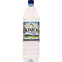 Buxton Natural Mineral Water Bottle Plastic 1.5 Litre Still Ref A02761 [Pack 6]