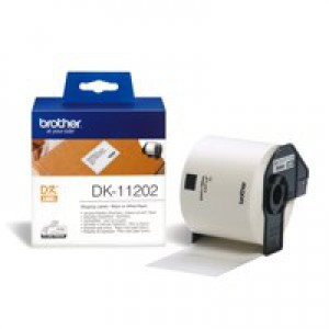 Brother Label Shipping DK11202