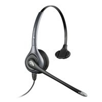 Plantronics Headset SupraPlus Wired Quick Call Comfortable Ref H251/A/36828-31/41