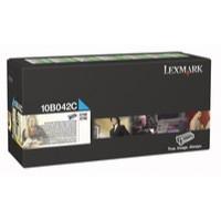 Lexmark C750 Return Programme High Yield Toner Cartridge Cyan 15k Yield 10B042C