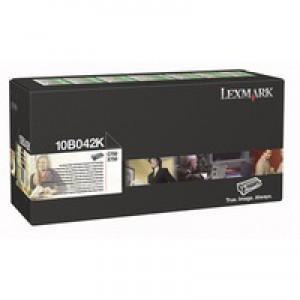Lexmark C750 Return Programme High Yield Toner Cartridge Black 15k Yield 10B042K