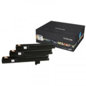 Lexmark C935/X940e/X945e Photoconductor Unit Pack of 3 C930X73G