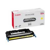 Canon 711Y Laser Toner Cartridge Yellow Code 1657B002AA