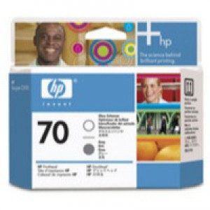Hewlett Packard No70 Print Head Grey C9410A