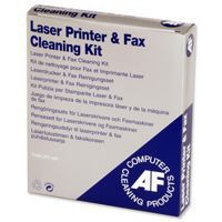 AF Laser and Fax Cleaning Kit LFC000