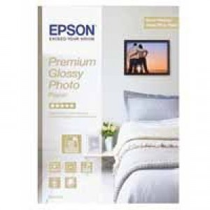 Epson Photo Paper Premium Glossy A4 Ref S042155 [15 Sheets]