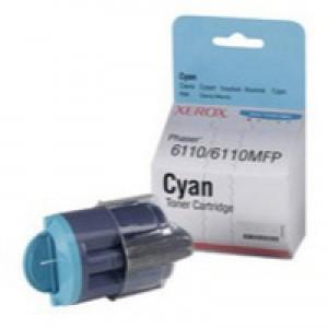 Xerox Phaser 6110/6220 Toner Cartridge Cyan 106R01271