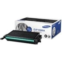 Samsung Laser Toner Cartridge Low Yield Black Code CLP-K660A/ELS