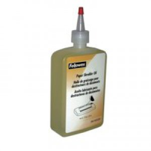 Fellowes Oil For Crosscut Shredders 35250