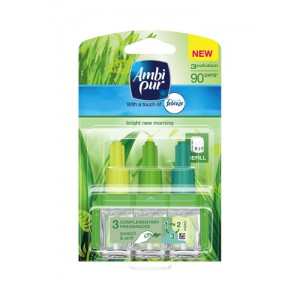 Ambi-Pur 3volution Refill for Fragrance Unit Ambi-Pur 3volution Refill for Fragrance Unit Fresh New