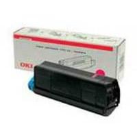 Oki C5250 Toner Cartridge Magenta 42804546