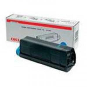 Oki C5250 Toner Cartridge Cyan 42804547