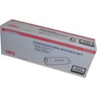 Oki C5250 Toner Cartridge Black 42804548