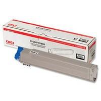 OKI Laser Toner Cartridge Page Life 15000pp Black Ref 42918916