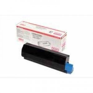 Oki C3200 Toner Cartridge Standard Yield Magenta 43034806