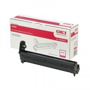 OKI Laser Drum Unit Page Life 20000pp Magenta Ref 43449014